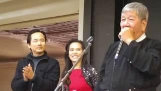 2016-12-11 - 05 Cha Tiến Lộc biểu diễn Harmonica