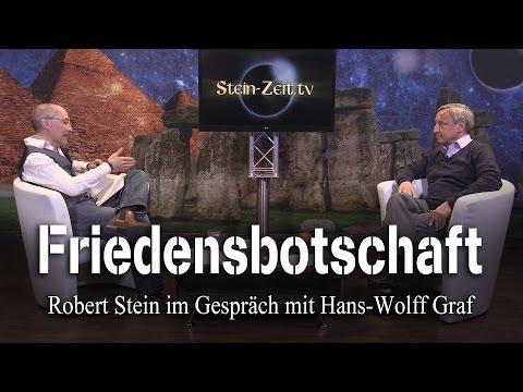 Die Friedensbotschaft – Ukraine, Rußland und Deutschland - Hans-Wolff Graf bei SteinZeit