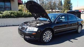 Audi A8L (2004) Videos
