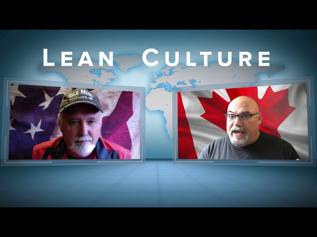 5-Lean Culture -  Start by identifying gaps