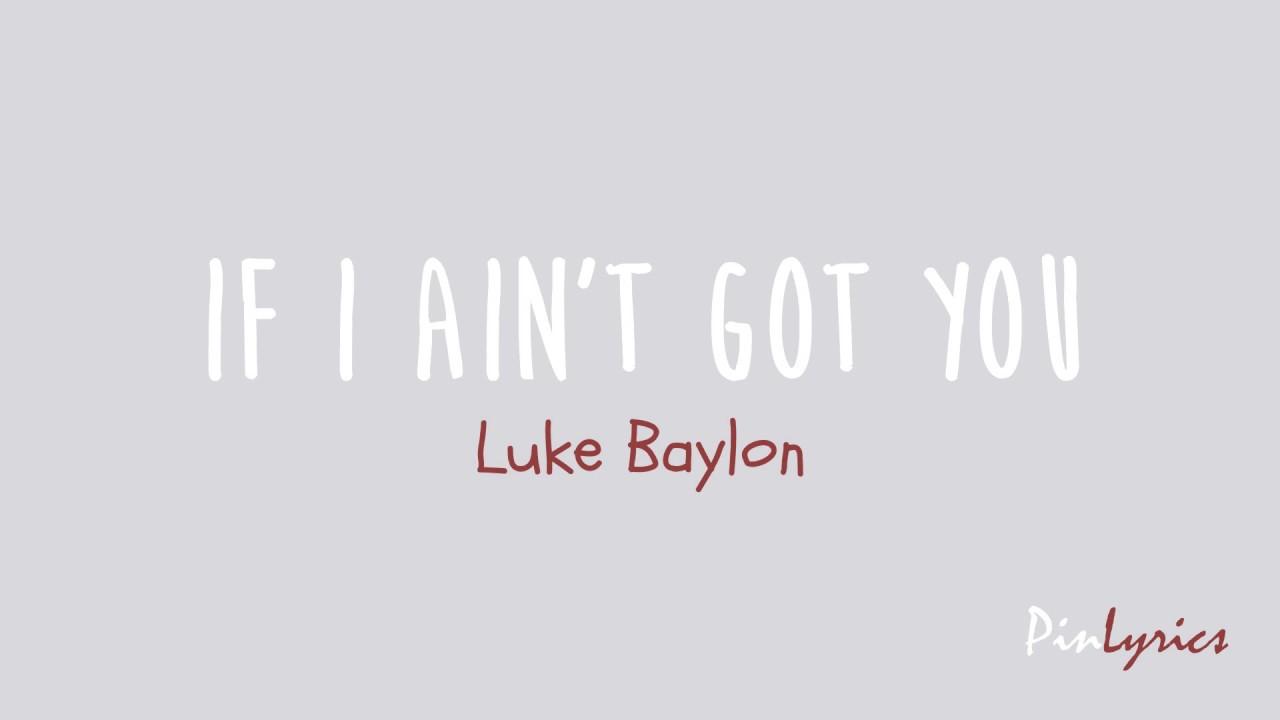 Download If I Ain't Got You - Luke Baylon  Idol Philippines 2019 Auditions (Lyrics)
