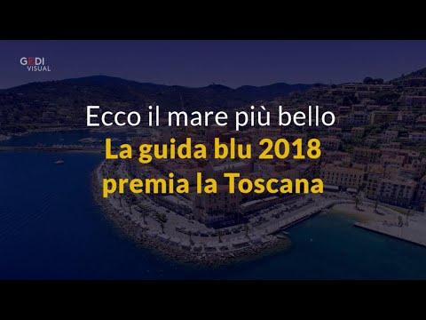 Guida Blu 2018: ecco dov'è il mare più bello in Toscana