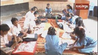 Kalahandi: School students yet to get uniforms, books | Kalinga TV