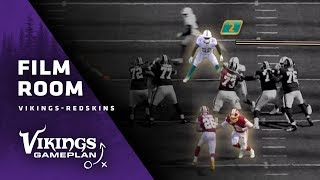 Film Room: How Has The Washington Redskins' Offense Transformed Since Coaching Change? | Vikings