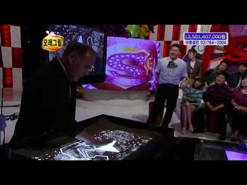 Nichkhun Jaebum 2pm : Sand Painting  Ep.85