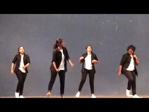 Tiger Dance by SDM College Girls