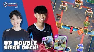 BEST KOREAN PLAYER vs A ROOKIE! Who will win?! | X bow master vs LAMPO | CRL Asia