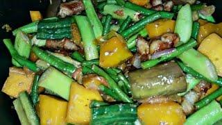 Pinakbet with Pork Recipe  Simpleng Ulam na Masarap
