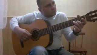 Уроки гитары.ДДТ-Метель августа.2 часть