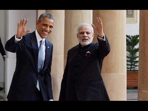 PM Modi's Fourth Visit to USA in June - USA President Barack Obama Again Invited Modi 20 April 2016