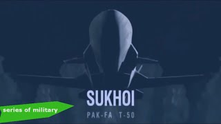fighter sukhoi t 50 pak fa stealth technology
