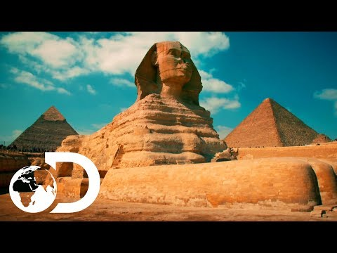 Why Was The Great Sphinx of Giza Built? | Blowing Up History