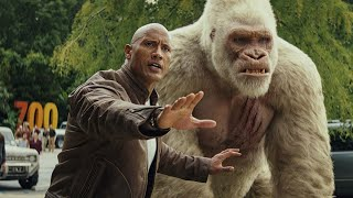'Rampage' takes top box-office spot with $34M