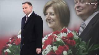 Apel Pamięci przed Pałacem Prezydenckim - IX Rocznica Tragedii smoleńskiej  (10.04.2019)