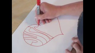 HOW TO DRAW I HEART JUSTIN BIEBER