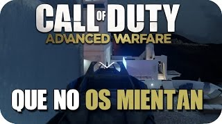 QUE NO OS MIENTAN!! | COD ADVANCED WARFARE | DUELO POR EQUIPOS | Por Flow