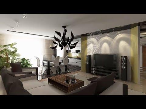 Los mejores 40 decoracion de salas y comedores youtube for Decoracion de interiores comedores modernos