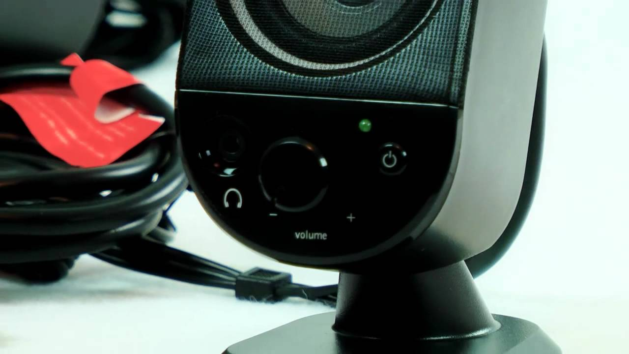 logitech x-530 5 1 surround sound system tv/game adapter installation -  hdetron com - youtube