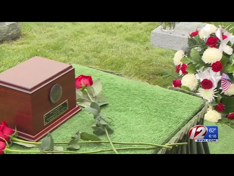 World War II pilot laid to rest, 75 years after his death
