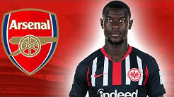This Is Why Arsenal Want To Sign Evan N'Dicka 2020 | Elite Defending Skills | Eintracht (HD)