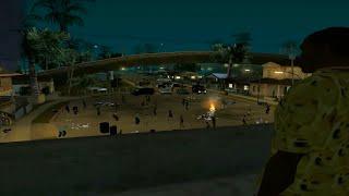 Grand Theft Auto San Andreas: Sylwester na Grove Street 2k14