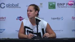dominika cibulkova 2016 wta finals singapore semifinals press conference