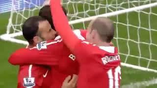 Самые лучшие голы АПЛ 8 Димитр Бербатов против Ливерпуля
