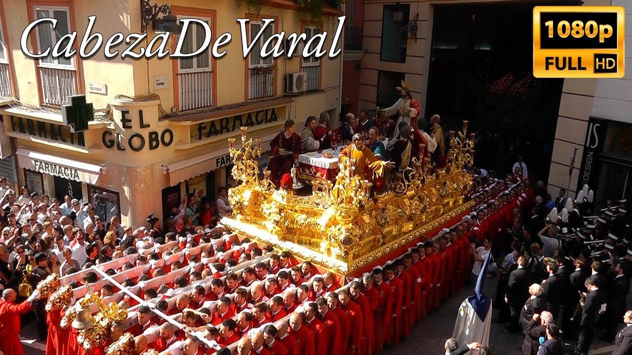 Resultado de imagen de Sagrada Cena de Málaga