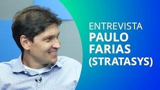 O futuro da impressão 3D - Paulo Farias, Stratasys [CT Entrevista]