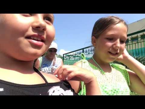 Vlog в Лазаревском/ я в аквапарке