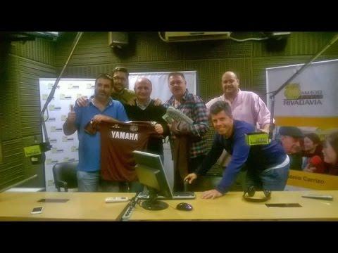 Asi fue el debut de El Show de Lanus en Radio Rivadavia AM 630