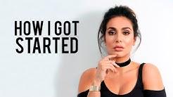 My makeup business story! | كيف بدأت مسيرتي المهنية!