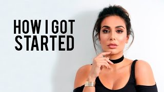 How I Got Started! Huda Beauty |    !