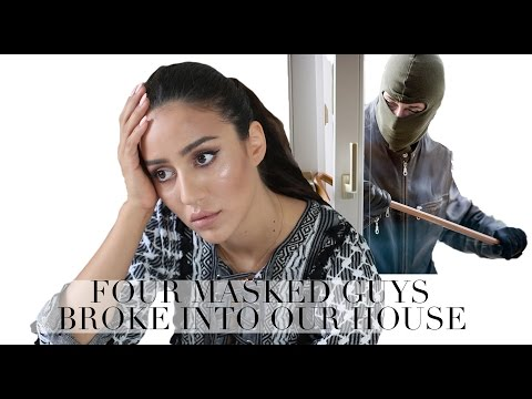 THEY BROKE INTO OUR HOUSE WHILE WE WERE THERE | St.Tropez Vlog + Storytime