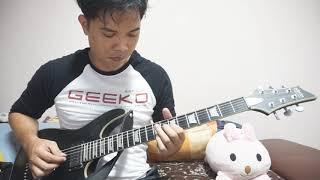 Rain of Love (潇湘雨) - Anson Hu - Guitar Karaoke Cover