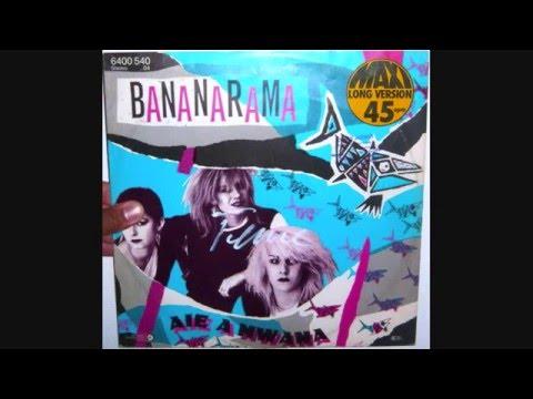 """Bananarama - Aie A Mwana (1981 12"""")"""