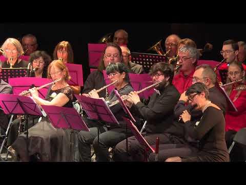 Ensemble Kiosque à Musique d'Avignon.  Funiculi funicula