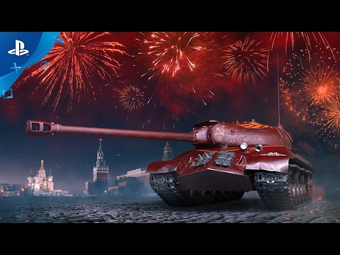 World of Tanks - Defender of the Fatherland Trailer | PS4
