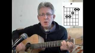 Apprendre la Guitare - Place des grands hommes P.Bruel +( Intro Téléphone)
