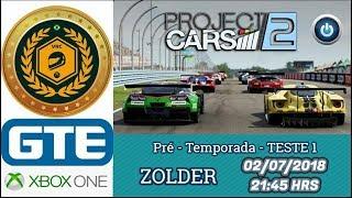 Pré - Temporada - TESTE 1 - 2º CAMPEONATO VRC 2018