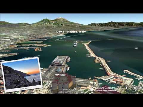"Celebrity Solstice video ""12 nt Mediterranean Cruise"" ex Barcelona"