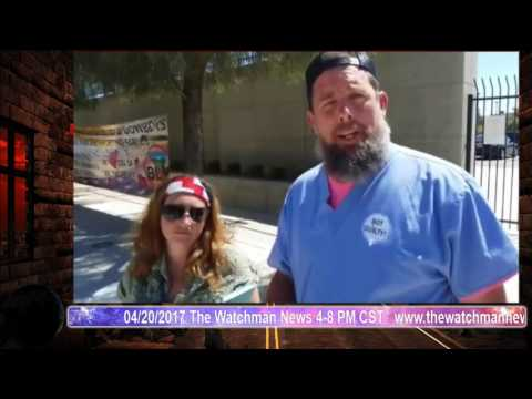 The Watchman News 04/20/2017 Bundy Las Vegas Nevada Trial Update