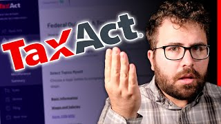 TaxAct Review 2021 by a CPA | Pros + Cons | Watch Out On Your State!