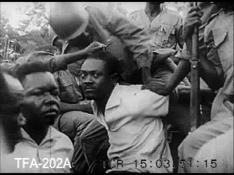 Focus On Congo, 1960
