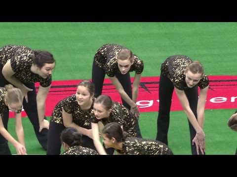 Shakopee Area Catholic School Halftime Dance Performance