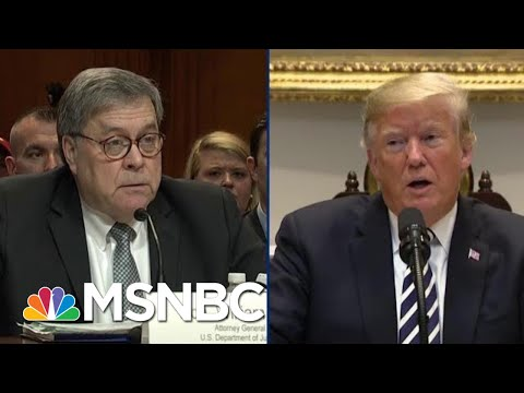 Trump Gives Barr Sweeping New Powers To Undercut Mueller Probe | The Beat With Ari Melber | MSNBC
