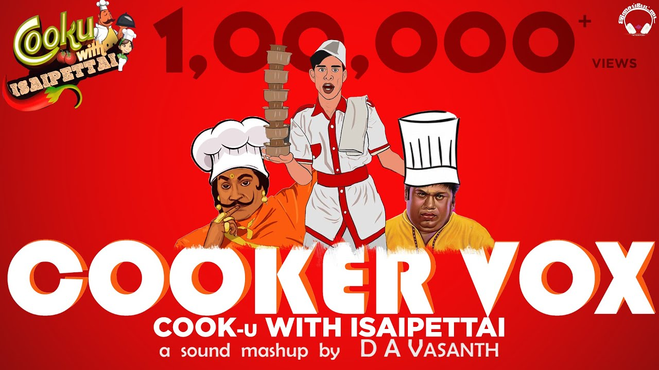 Cooku with Isaipettai | Cooker Vox | D A Vasanth | Sathish | Isaipettai