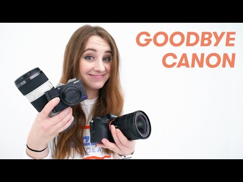 SONY VS CANON - Why I Switched to Sony