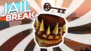 THE COPPER KEY/CROWN IS IN JAILBREAK!! *PROOF* | Roblox | Ready Player One Event