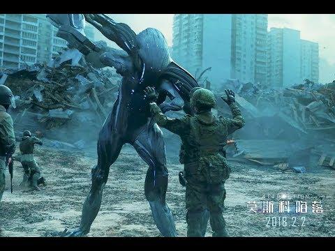 俄罗斯科幻大片《莫斯科陷落》,战斗民族VS外星人谁胜谁负?